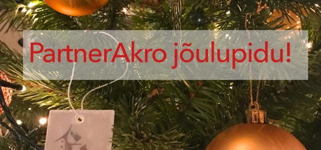 PartnerAkro jõulupidu